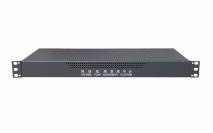 1U机架式H.264网络高清视频矩阵