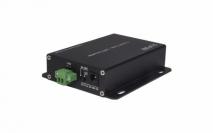 2芯线电梯网络传输器(支持单端供电POC、电源回送)